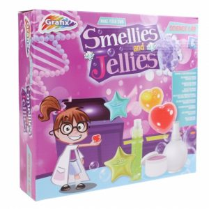 Grafix Smellies and Jellies experimenteerset 11-delig