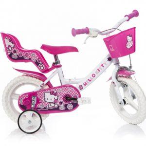 Dino 124RL-HK Hello Kitty 12 Inch 21 cm Meisjes Knijprem Roze