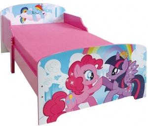 Disney My Little Pony Bed meisjes roze 140 x 70 cm