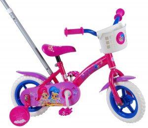 Volare Shimmer & Shine 10 Inch Meisjes Doortrapper Roze/Paars